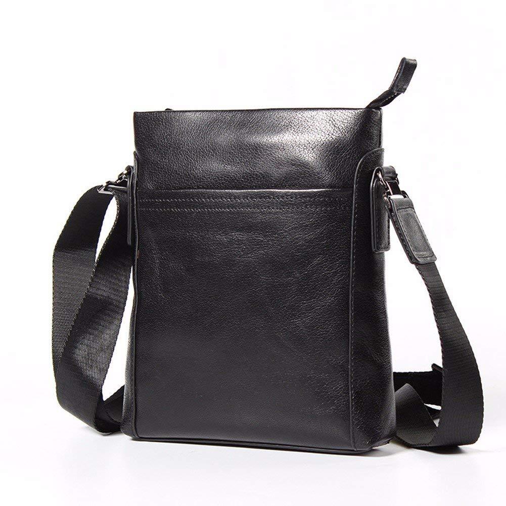 10e56c8c40bb Get Quotations · Surnoy Men s Leather Shoulder Bag