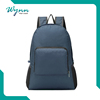Foldable adult school bag backpack outdoor back pack