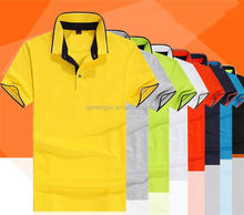 New Arrival superior quality couple polo shirts with fast delivery