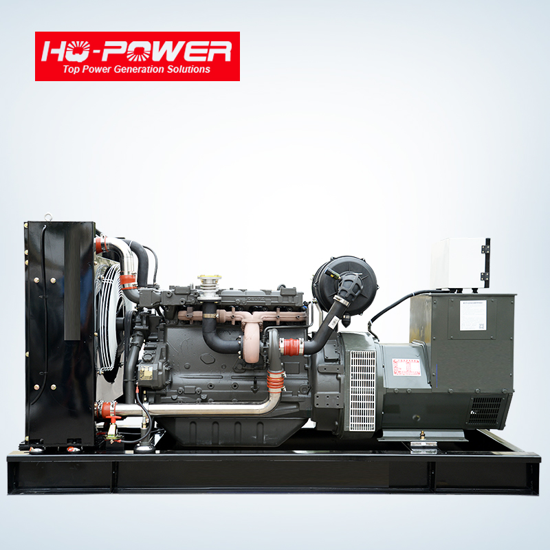 50Hz 3 phase and 4 wires 150KW Weichai power diesel generator sales price