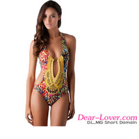 2016 wholesale brazilian bikini Print Monokini hot sex man woman images