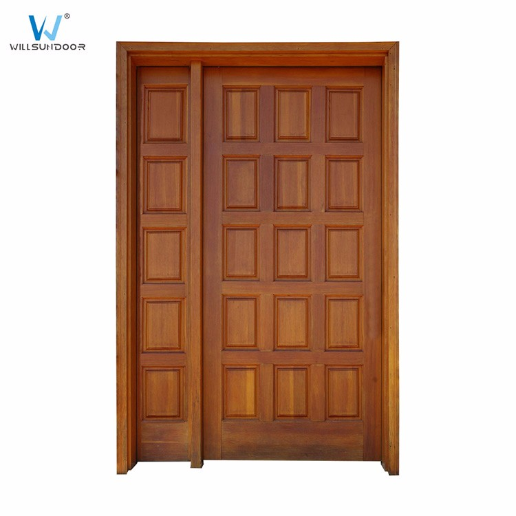 India Kerala House Main Double Door With Grill Designs Buy Main