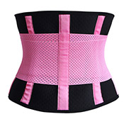 Neopreen Duurzaam Flexibele Hot Private Label Fitness Zweet Riem Vest Custom Taille Trimmer