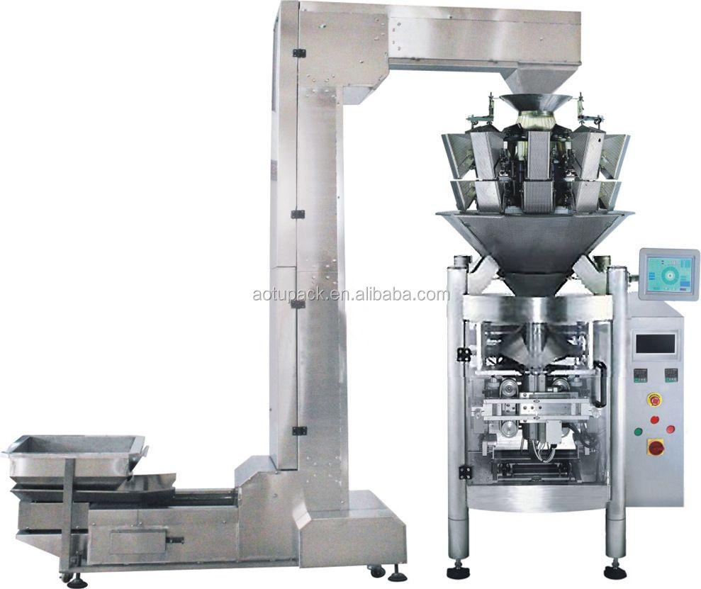 Multi-heads Weigher Berhi Dates Packing Machine