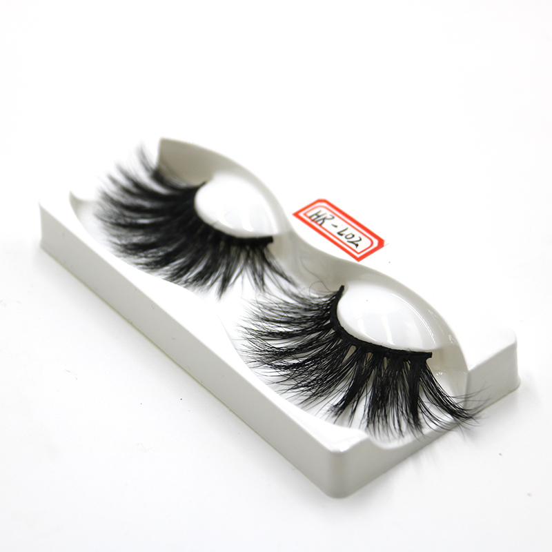 Beautyqueen Popular 25 mm 27mm eyelashes new wispsy 25mm mink lashes style 3d фото