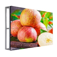 ขาตั้ง 3x3 5.3mm bezel Lcd Led Video Wall Full Hd 1920*1080