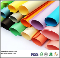 Uncoated Colored Paper