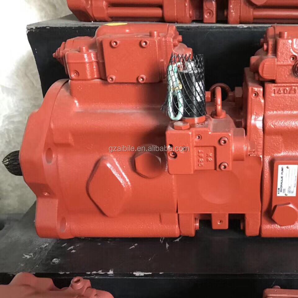 K3V112DT гидравлический насос в сборе, гидравлический насос части с Импорт Корея подлинной KAWASAKI бренд