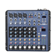 Professional audio mixer editor dynacord digital console
