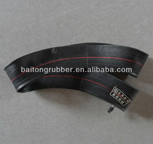 motorcycle natural rubber inner tube 250-17