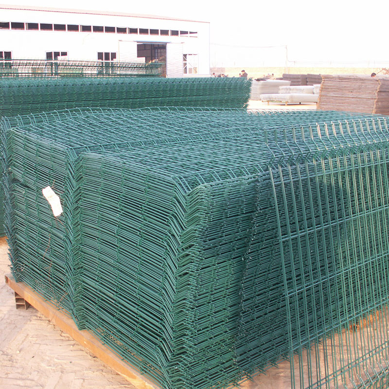 Oem 2x2 Galvanized Welded Welded Wire Mesh Fence Panels In 12 Gauge ...