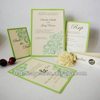 Hotnew Fashion For Promotion Latest Wedding Card Designs Buy