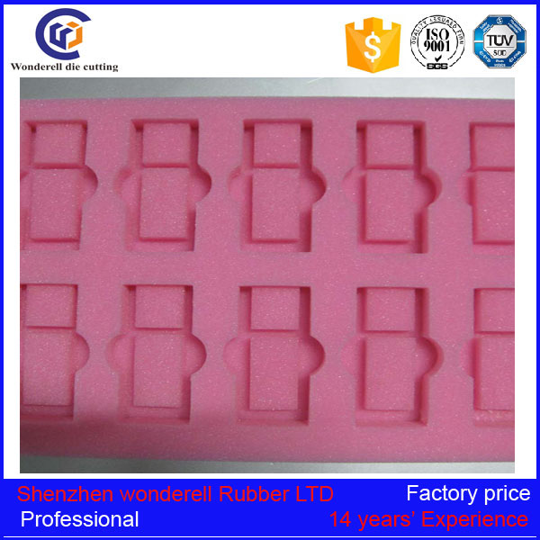 2016 best price Non-toxic Durability eva foam layer packaging eco PE polyethylene black layer foam packaging