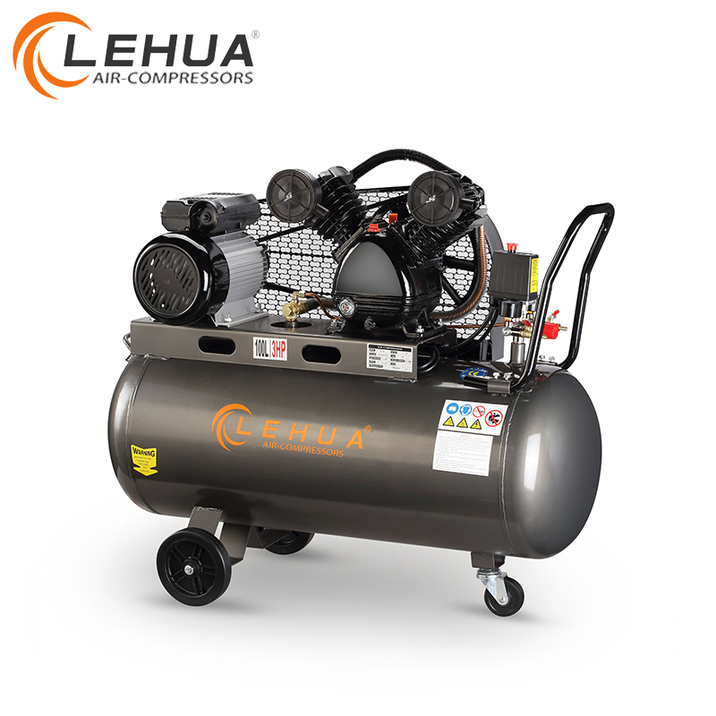 220-240V/50-60HZ 100L 3hp portable piston air compressor