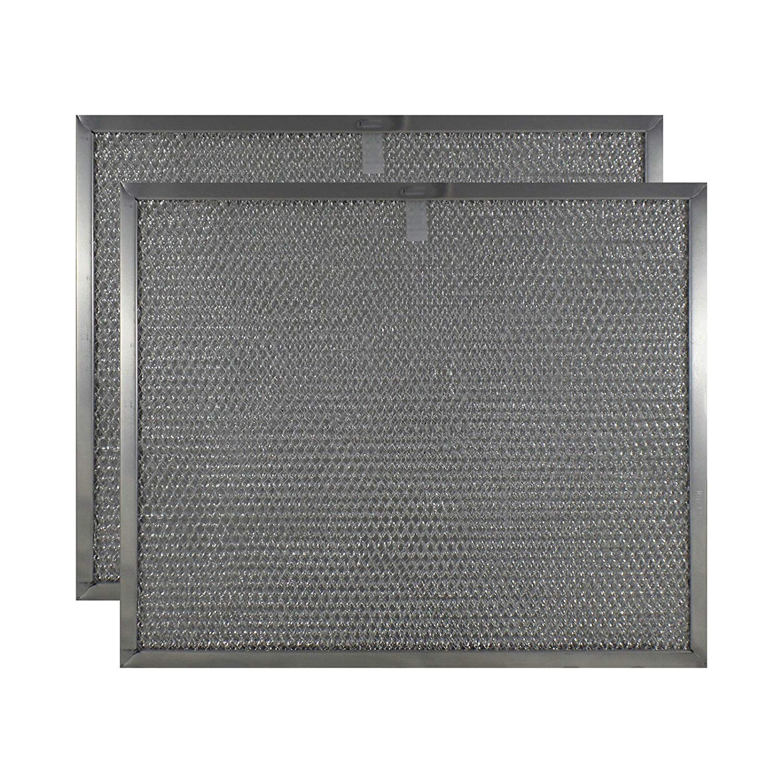 "11-7/8"" x 14-11/32"" x 3/8""-2 PK fit Broan BPS1FA30 Compatible Mesh Range Hood Filter Gxfc"