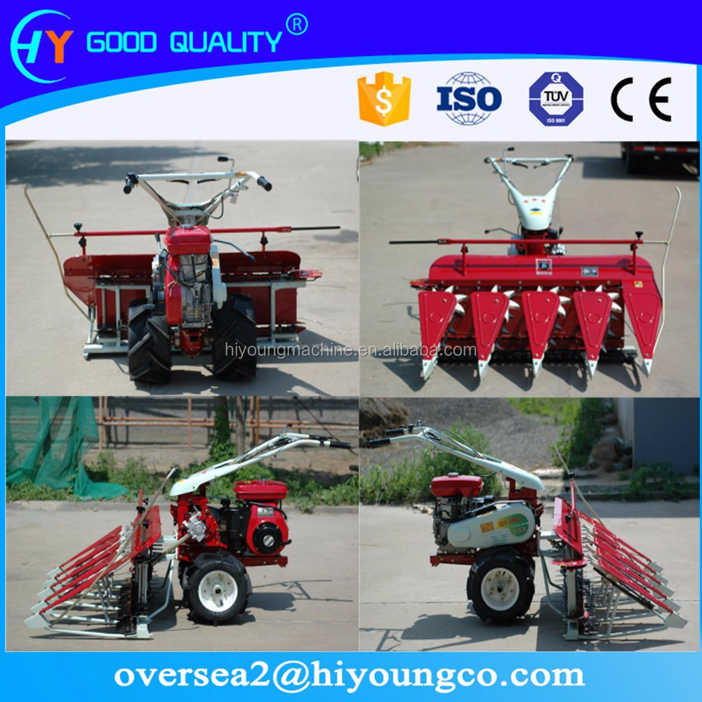 Rice/Wheat/Corn Mini Combine Harveste