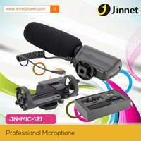 Jn-mic-121 Professional Unidirectional Shotgun Condenser D-slr ...