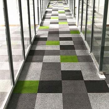 Washable 60x60 Floor Carpet Tiles