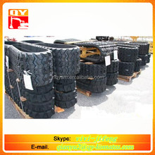 Undercarriage part excavator pc50 rubber track