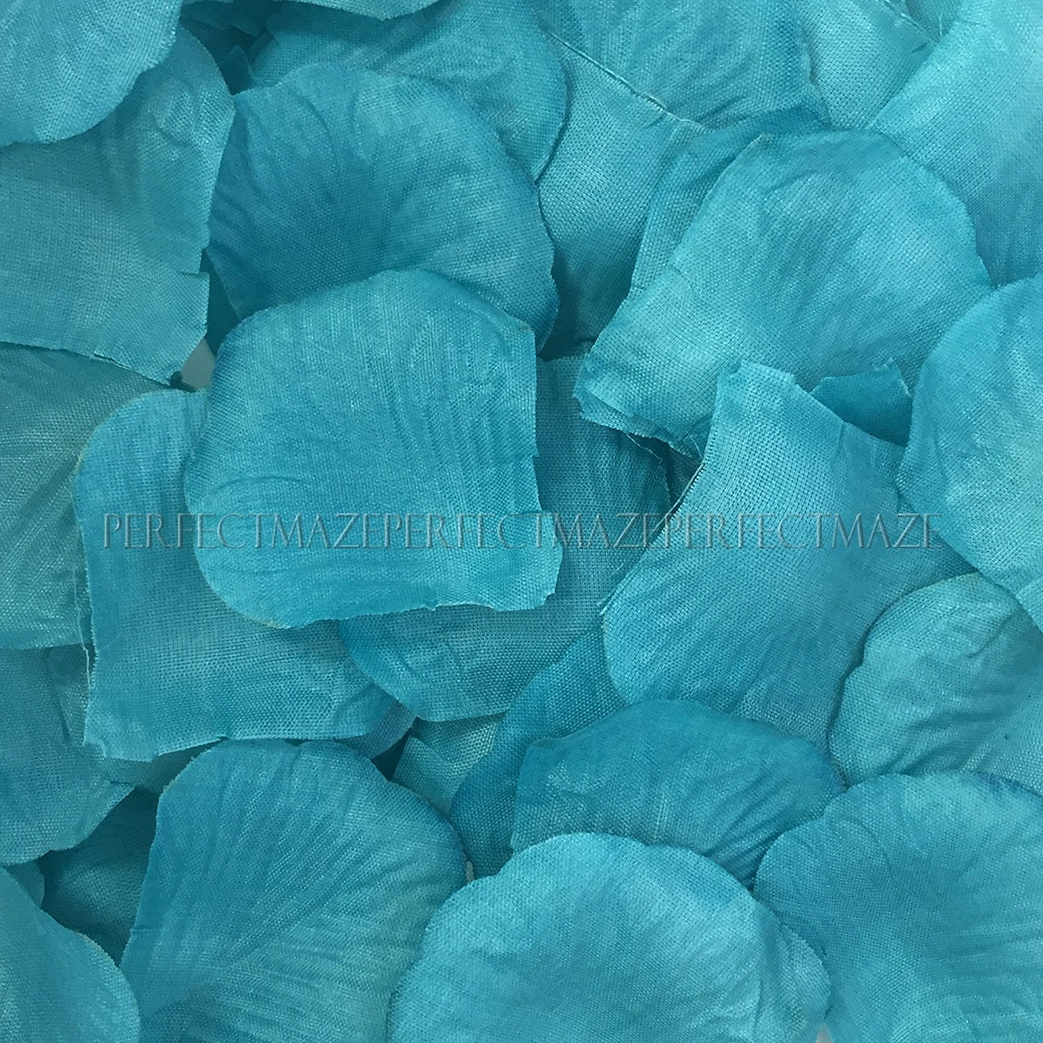 Cheap teal flower petals find teal flower petals deals on line at get quotations perfectmaze silk rose petals bouquet artificial flower wedding party aisle decor flower girl table scatters confetti izmirmasajfo