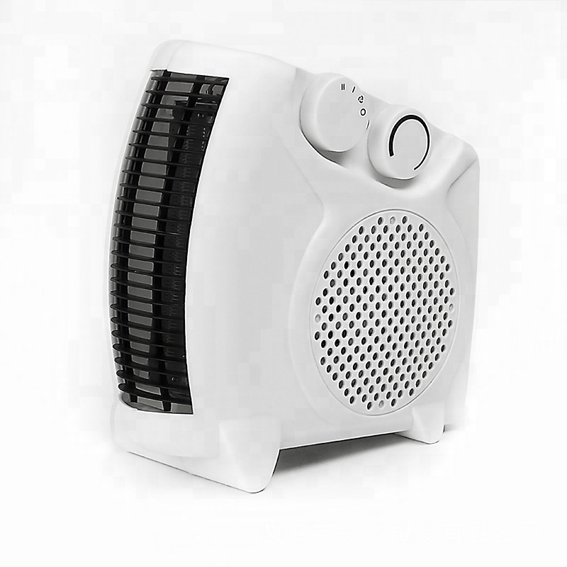 2 in 1 800W portable electric mini fan heater