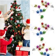 12x 3cm font b Christmas b font font b Ball b font Baubles Tree font b