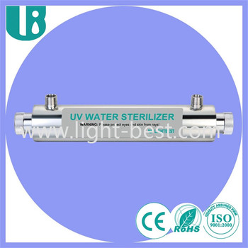 16w 253.7nm Uv Ray Lamp Water Filter Hotel Drinking Water ...