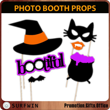 Halloween Decorations Photo Booth Props Buy Holloween Props