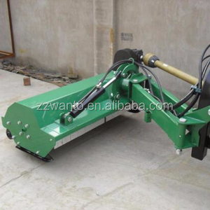 Hydraulic heavy duty 3 point flail mower with CE
