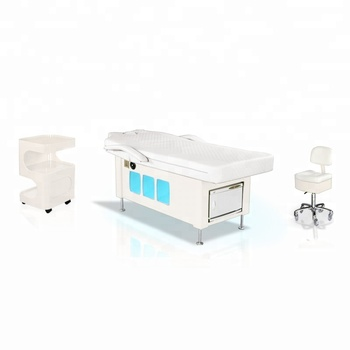 Heating mattress electric Massage Bed with towel sterilizer