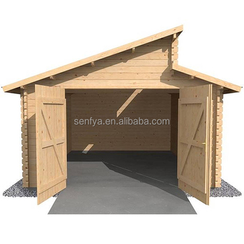 Manufacturer Of Prefabricated Wooden Car Garage For Outdoor With The Best  Price