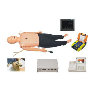Medical CPR Mannequin Intubation Training Manikin For CPR Training
