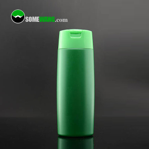 200 ml plastic HDPE hair glow shampoo bottle for hair care