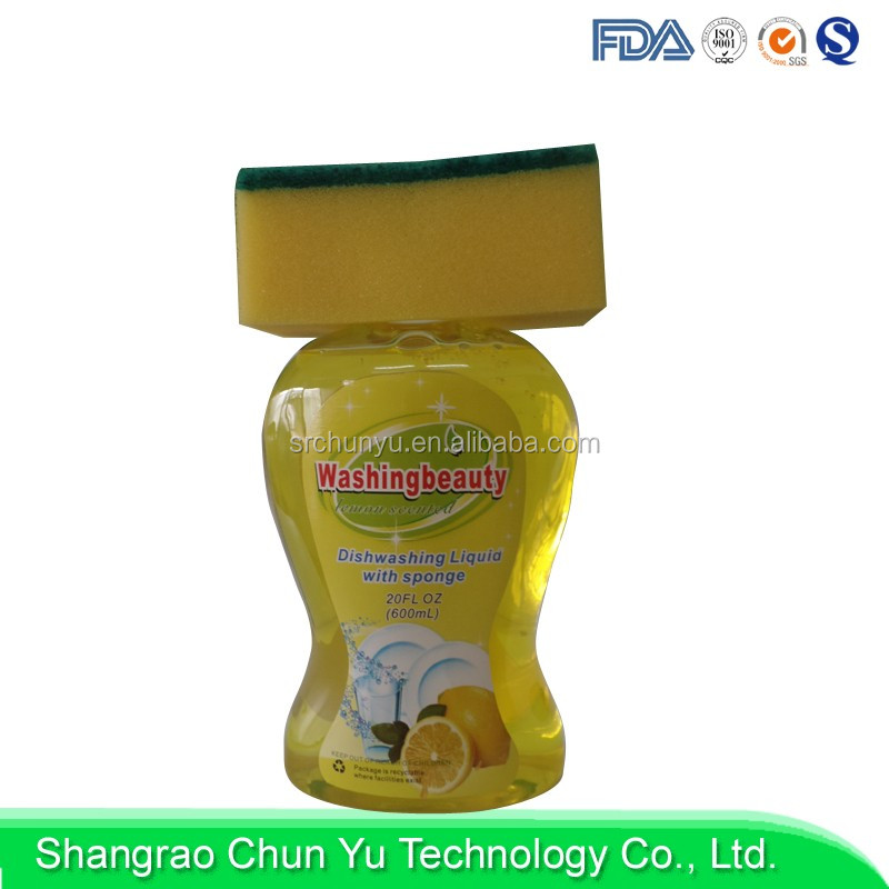 Wholesale eco-friendly skin care factory price dish washing liquid