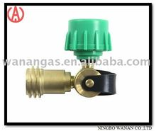 gas pressure regulator connect parts