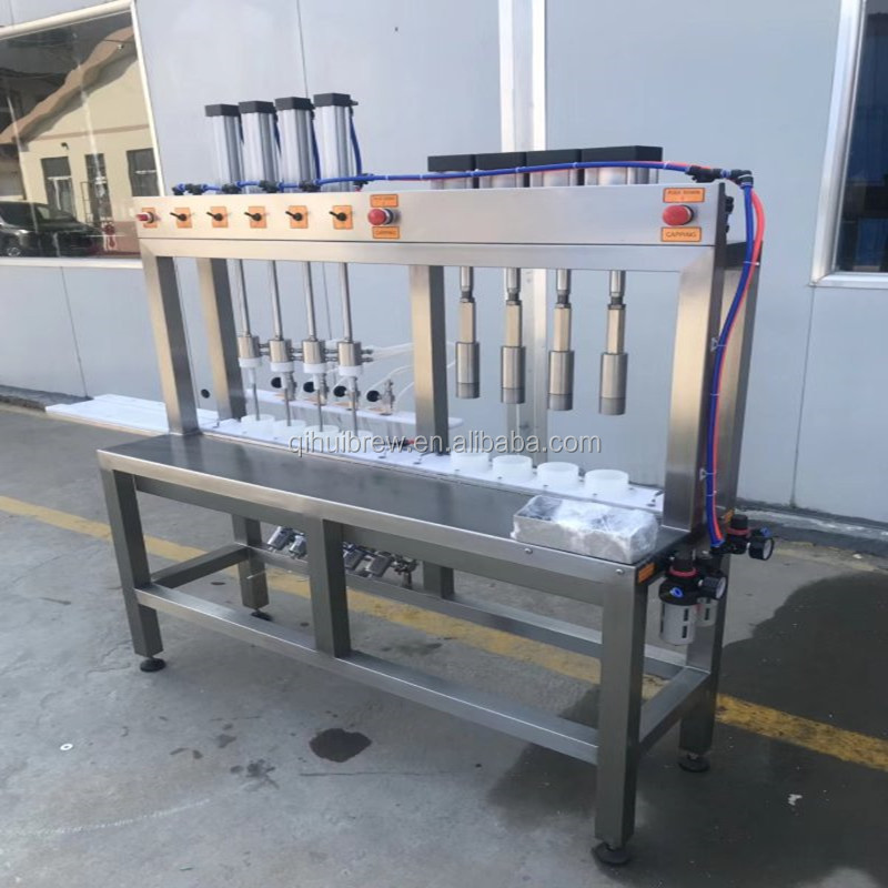 automatic beer bottling machine used for craft beer