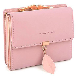 PU Leather Zipper coin purse Small wallet women card wallet for Girls from china suppliers