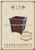 2012 antique wood and rattan household sundries