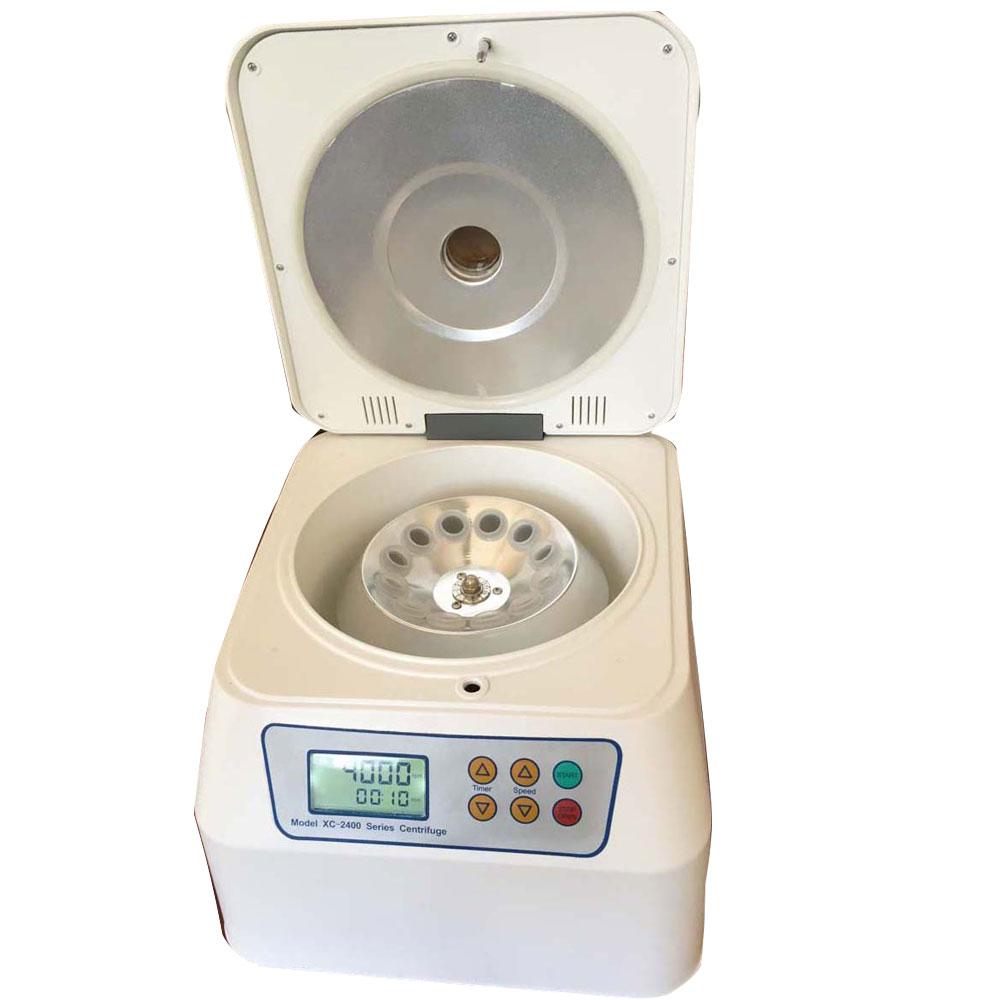 XC-2415 lab low speed centrifuge Upgrade of 80-2,12X15ml, 6X50ml
