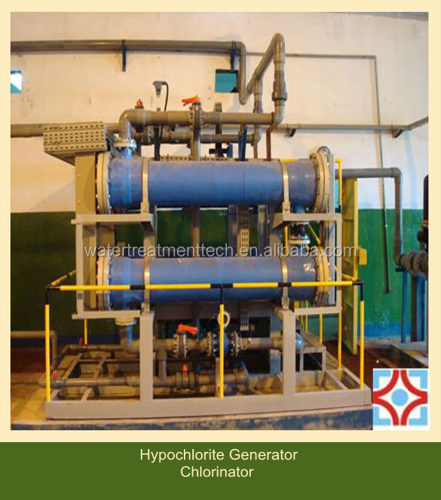 Swimming Pool Chlorination Systems : Seawater swimming pool electrolysis chlorination system