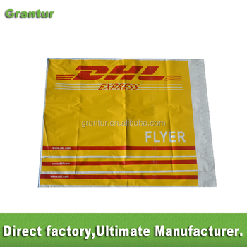 843efa489230 Dhl Plastic Mail Bags Premium Courier Bag With Pocket - Buy Courier ...