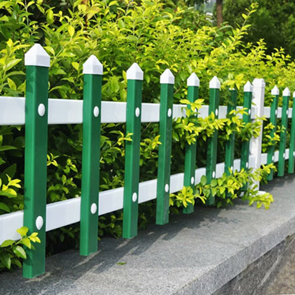 Plastic Small Garden Flower Fence Flower Bed Fence Buy