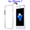 China Supplier TPU and Aluminum Alloy Bumper Frame Case for iPhone 7, Bumper Case for iPhone 7 Frame Cover