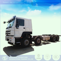 long diesel fuel log truck chassis