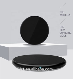 High quality 10W Qi standard Aluminum wireless charger with type c