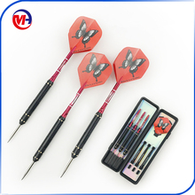 Professional 21 grams Dart game Steel Tip With Aluminum Shaft Needle Darts Nice Quality Dart Accessories