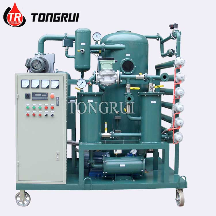 Chongqing ZJA Anti-explosion Fireproof Used Transformer Oil Purifier