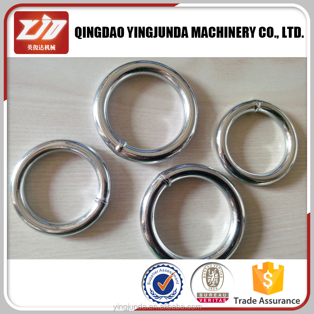 factory price round ring stainless steel o ring wholesale