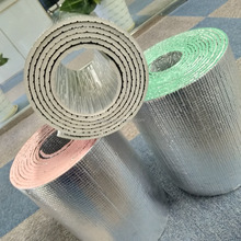 xpe foam insulation/aluminum foil insulation roll/fireproof cell closed foam insulation