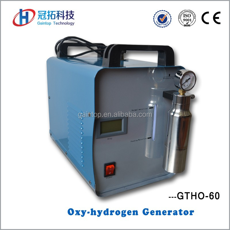 Water fuel oxy-hydrogen thermocouple welding machine/hho welding machine